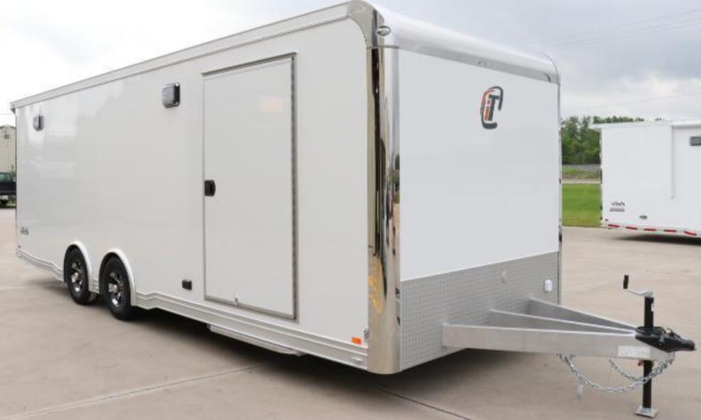 intech car trailer
