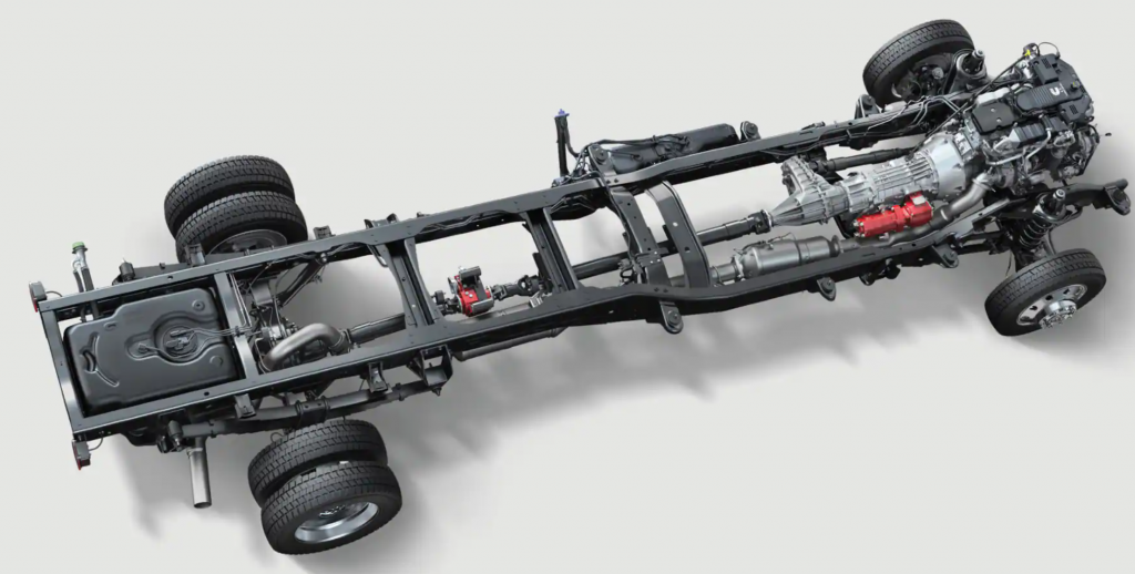 ram 5500 chassis