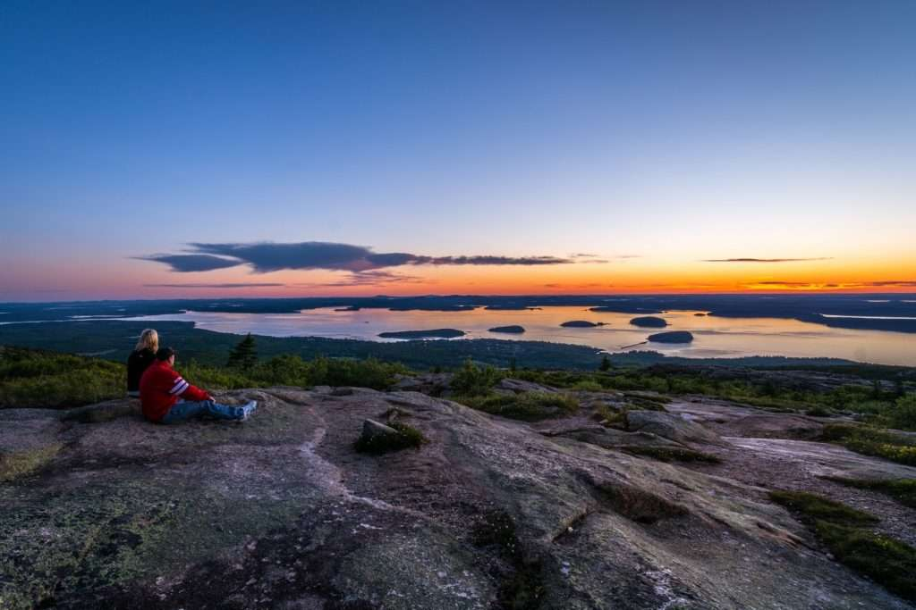 Acadia National Park one of Maine's best national parks