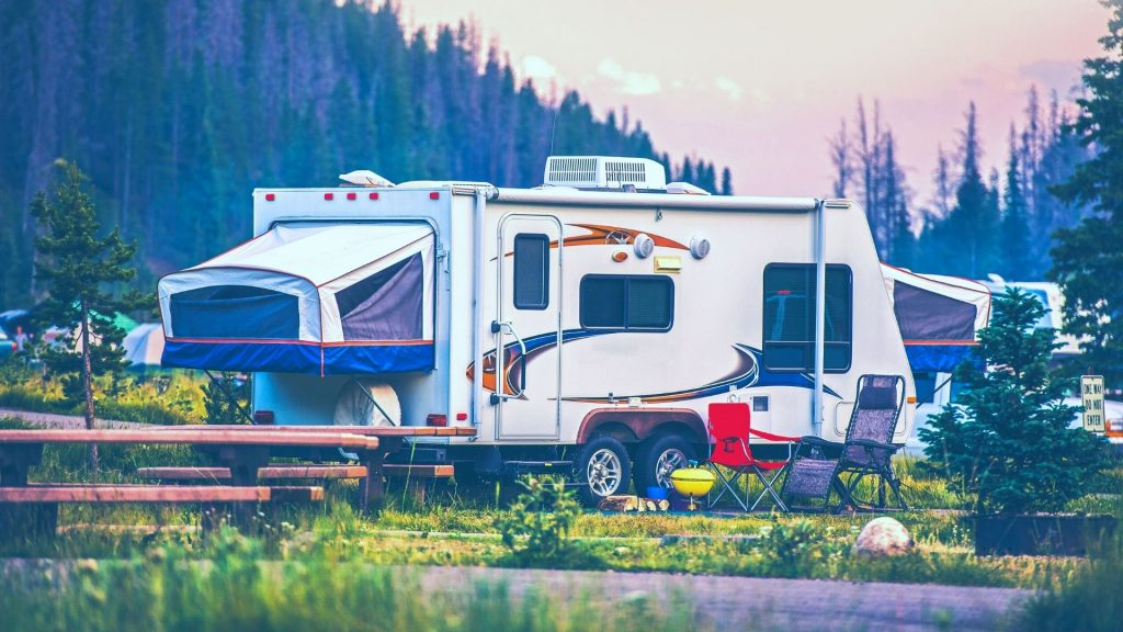 hybrid rv camper