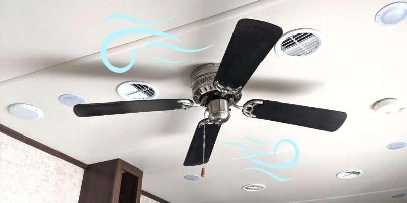 rv ceiling fan