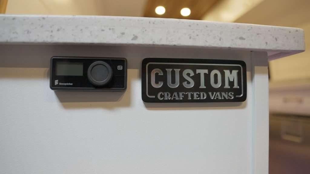 Diesel Heater Control Panel