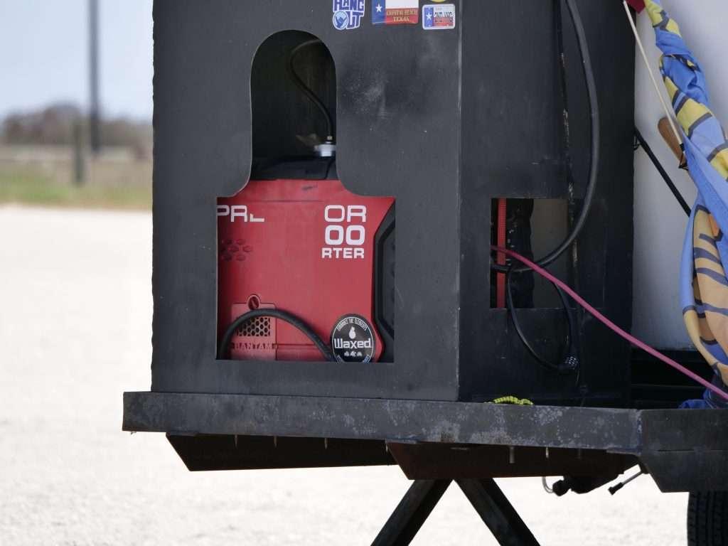 DIY generator box