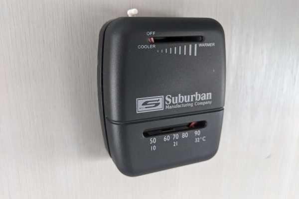 Suburban RV Furnace Thermostat
