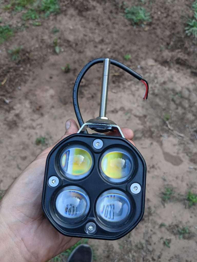 LED Fog Light Bulb