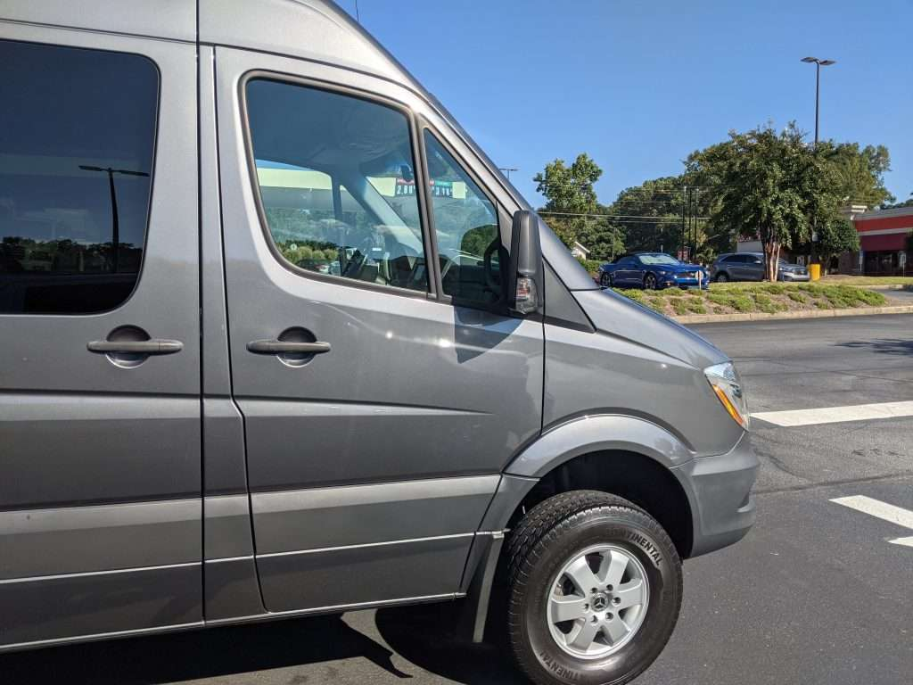 Sprinter Camper Van