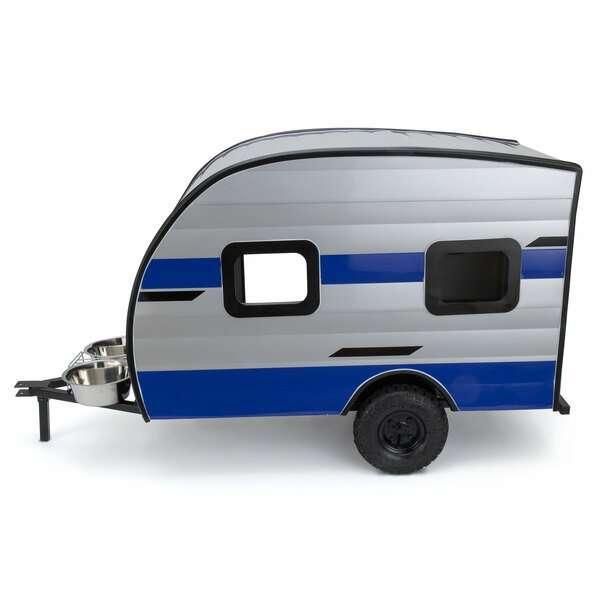 recpro dog camping trailer