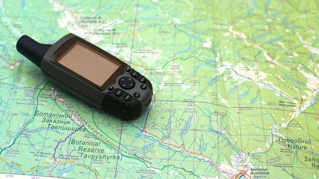 Overlanding GPS