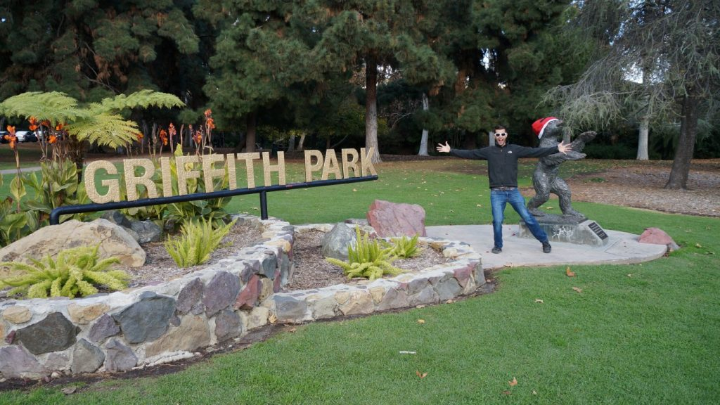 griffith park sign mortons on the move