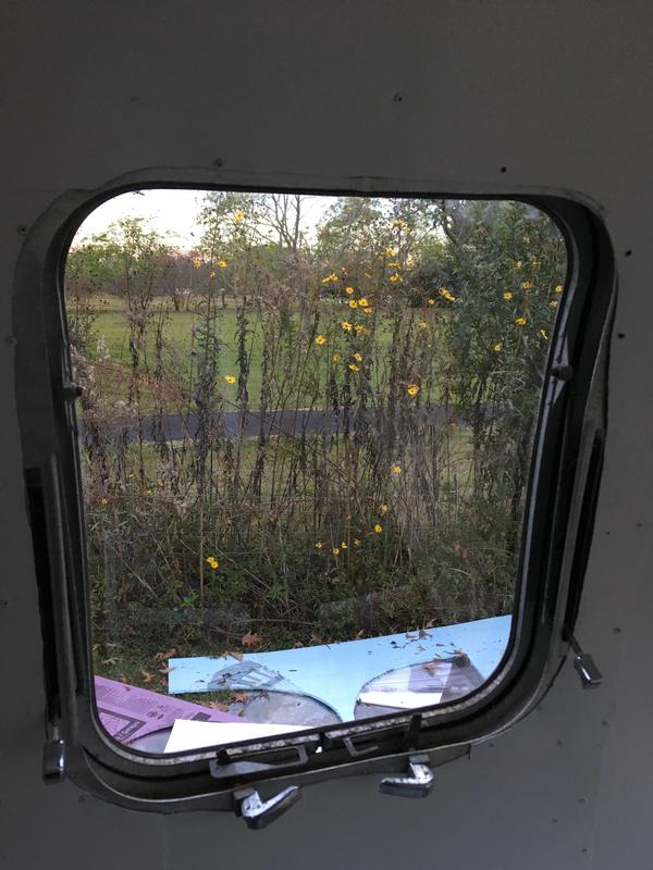 airstream window renovation