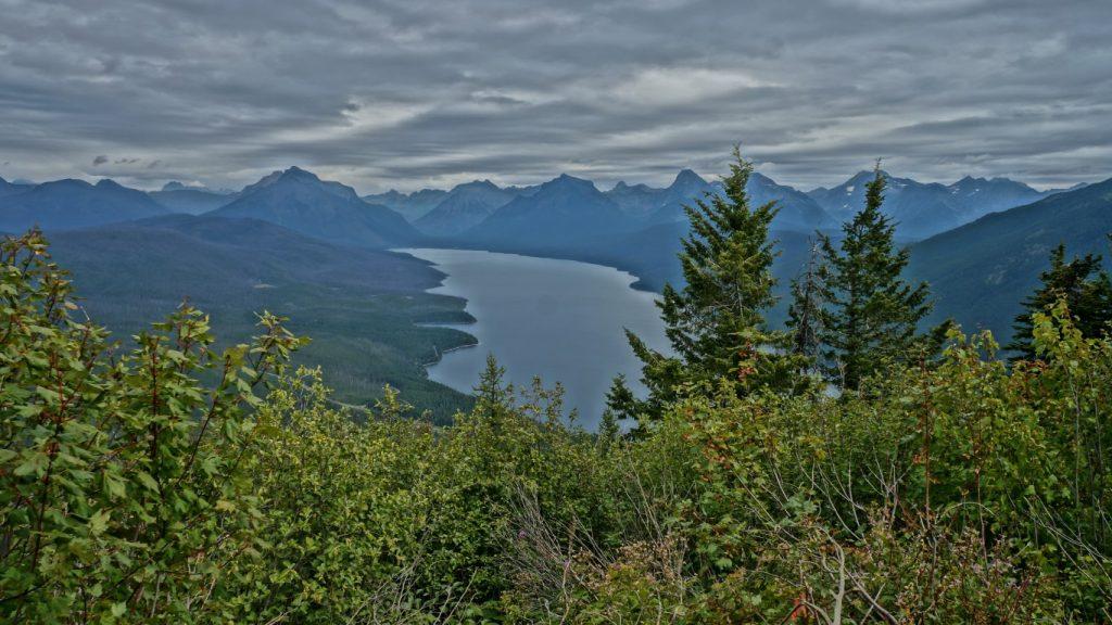 apgar lookout glacier national park