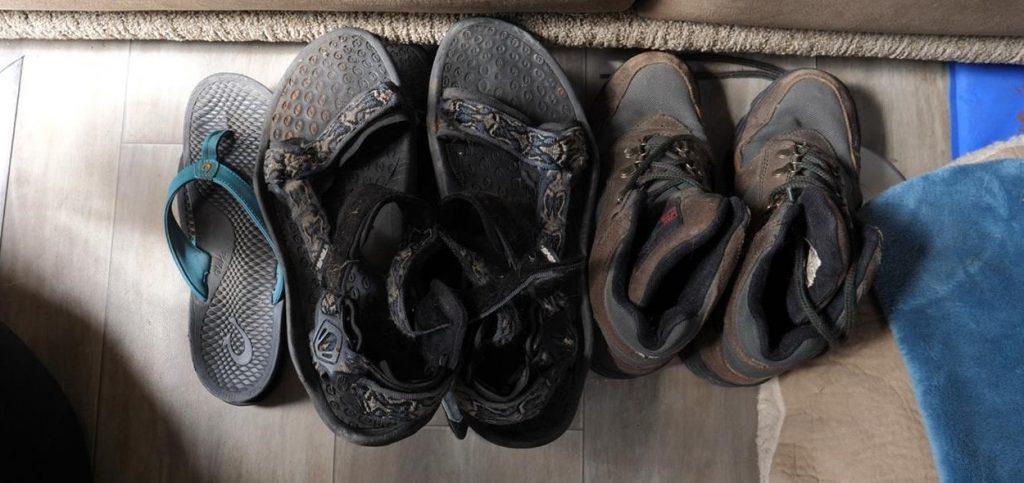 shoes for alaska