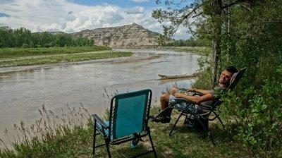 juniper campground river