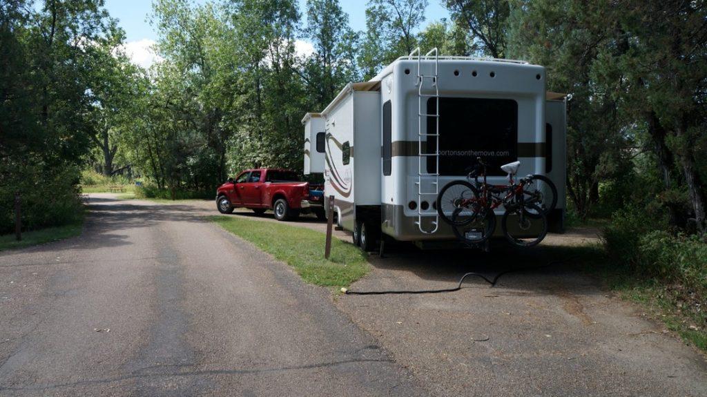 juniper campground theodore roosevelt national park