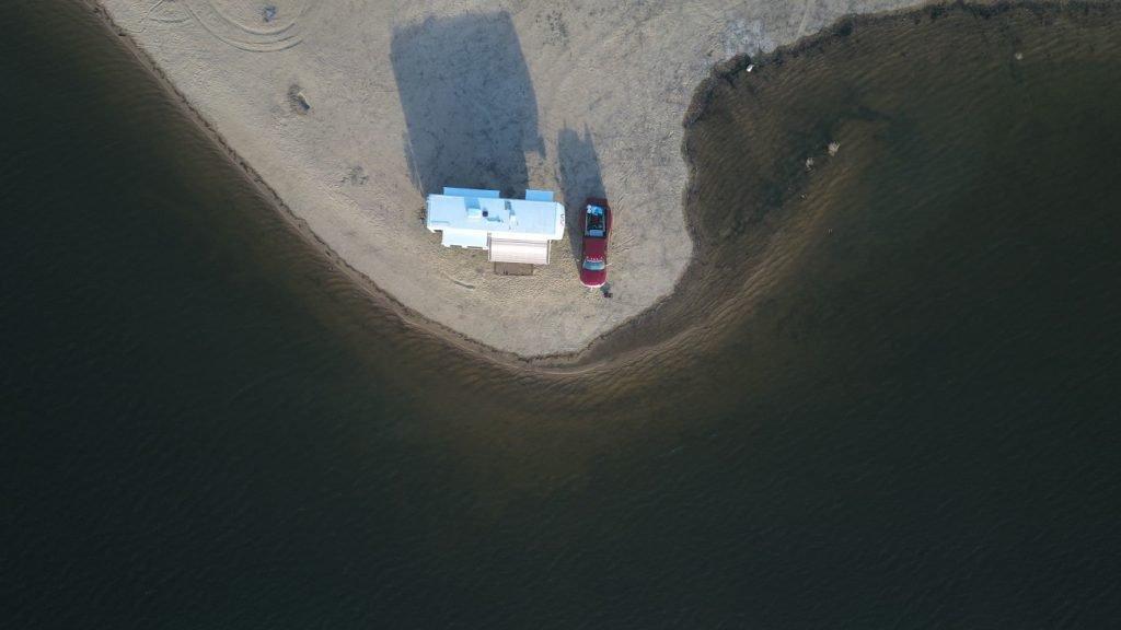 boondocking lake isabella