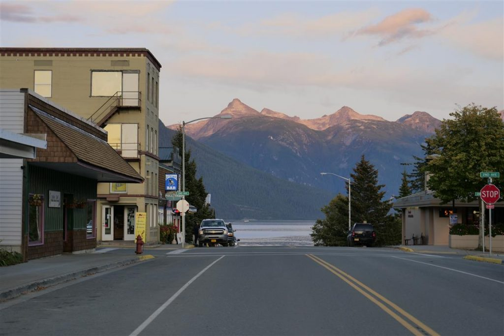 downtown haines alaska