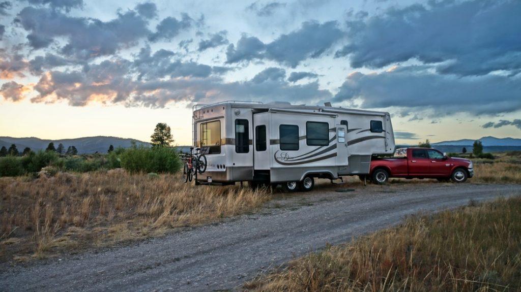 drv mobile suites RV for full-time living