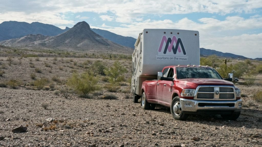 rving in quartzsite arizona