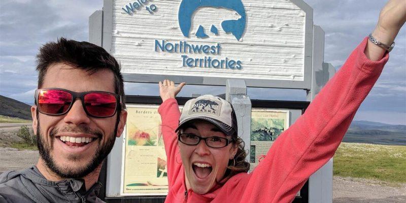 Northwest territories sign
