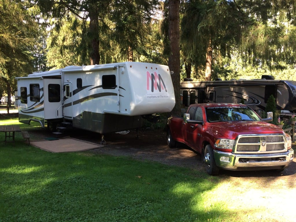 mortons on the move fifth wheel