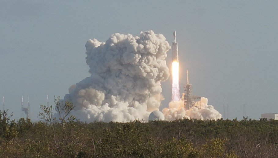 falcon heavy launch