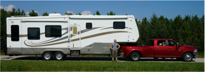2005 drv fifth wheel 32tk3 mobile suites